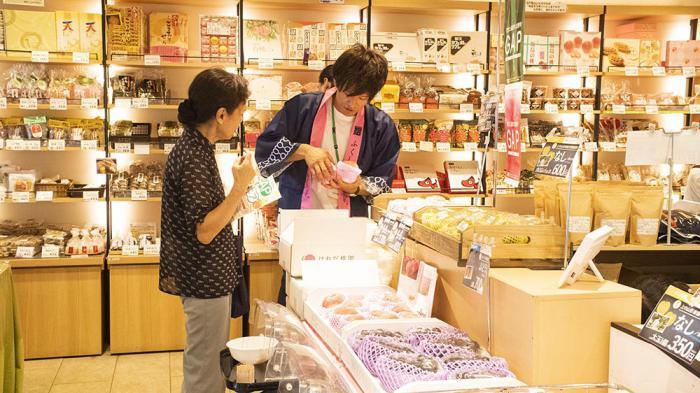 令和元年8月22日~24日 東京都中央区 「ふくしま。GAPチャレンジフェア 日本橋ふくしま館MIDETTE」