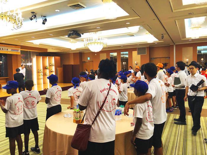 令和元年8月5日 福島県福島市 「世界少年野球大会福島大会」