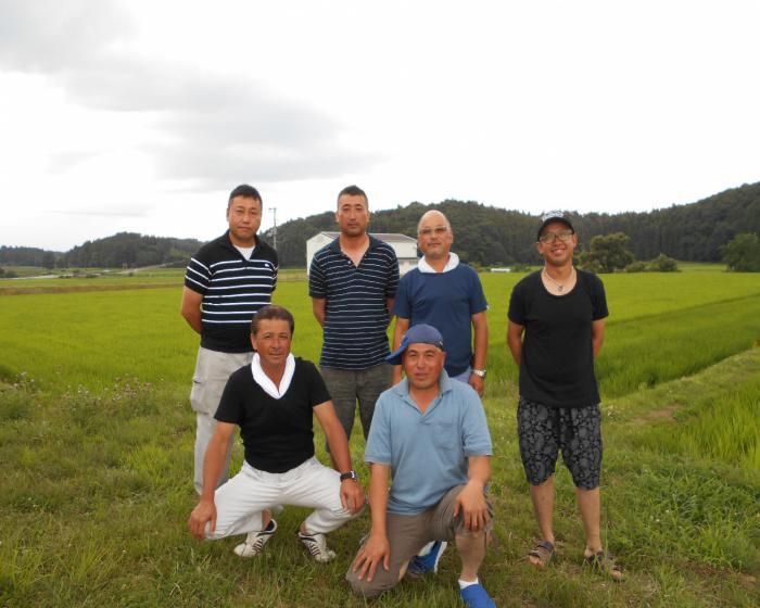 いわせの錦秋米生産部会