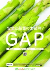 A1_農産物ポスター【アスパラ】