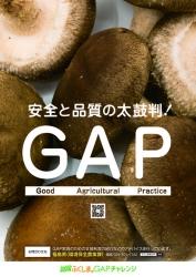 A1_農産物ポスター【しいたけ】