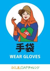 手袋 WEAR GLOVES